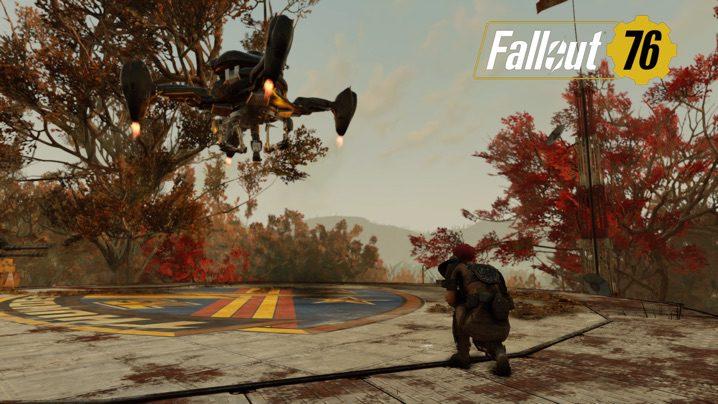Fallout 76 カーゴボット