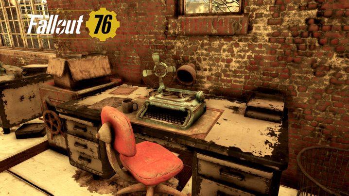 Fallout 76 ねじの集め方