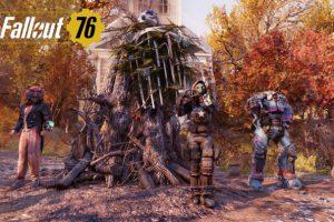 Fallout 76 ファスナハト・パレード