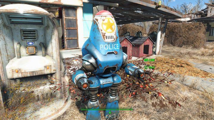 Settlement Police Bot1