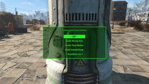 Settlement Police Bot4
