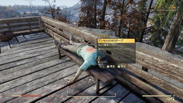 Fallout 76 プロスナップカメラ2