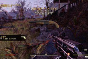 Fallout 76 ソルト・オブ・アース