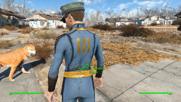 Proto Vault Suit Re-Texture2