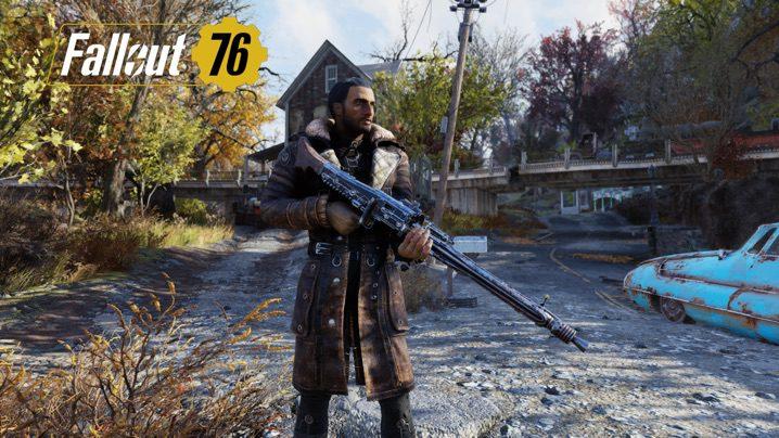 Fallout 76 エルダーのバトルコート1