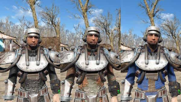 NV Classic Metal Armor2