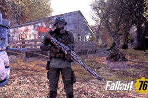Fallout 76 フリーステイツ