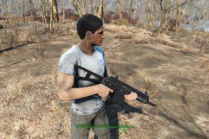 Fallout 4 Saiga 12