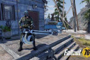 Fallout 76 パッチ12