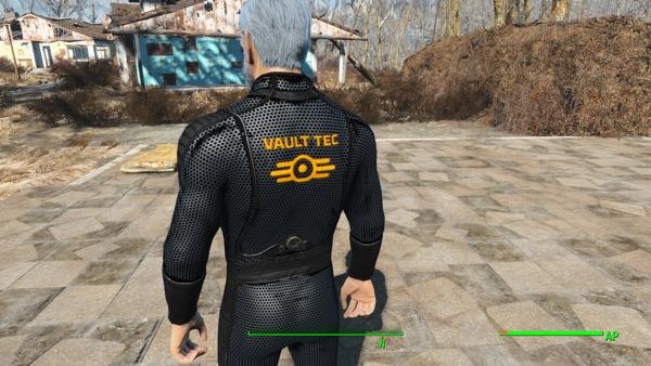 Black Proto Vault Suit4