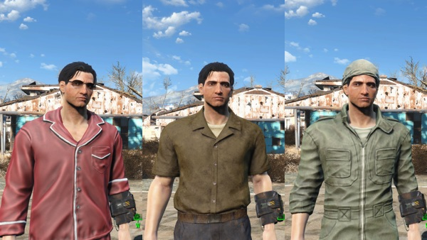 Capital Wasteland Outfit Pack2