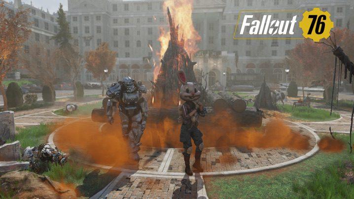 Fallout 76 ハロウィンイベント