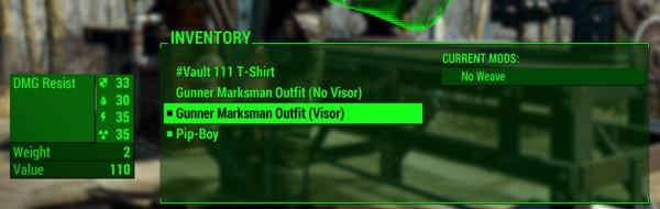 Gunner Marksman Outfit3