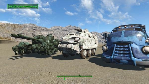 Military Vehicle Merge Pack2