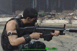 SCAR-H 3RD Person Fix1