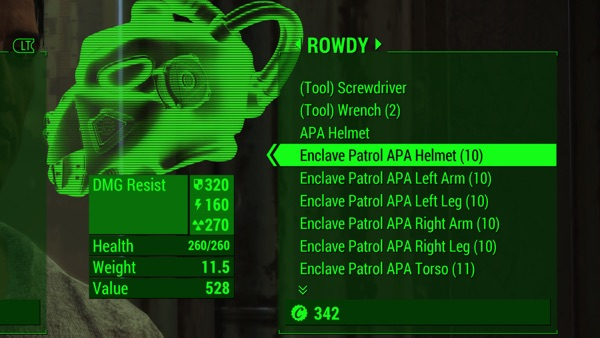 Enclave Classic Advanced Power Armor2