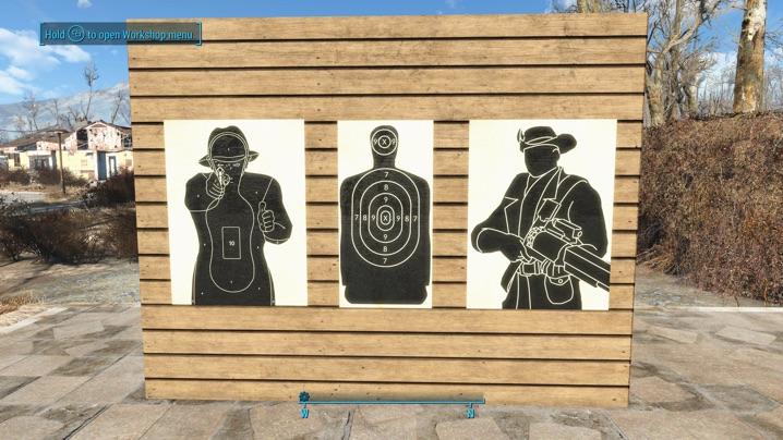 Shooting Target's1