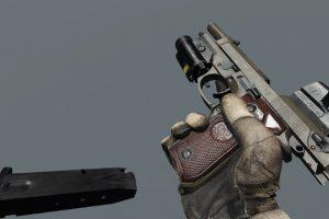 Fiddler's Beretta M9FS Animation Overhaul