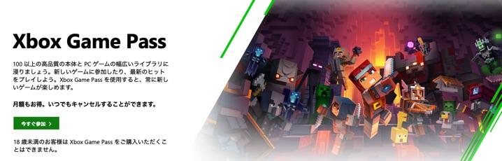 Xbox Game Pass1