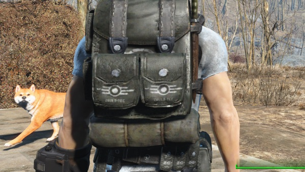 Backpack As Armor Addon3