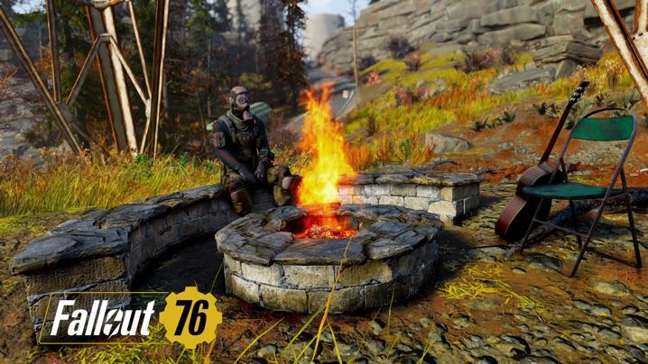 Fallout 76 共用炉