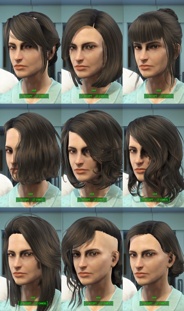 Femshepping And Radbeetle's KS Hairdo Conversions With Physics2