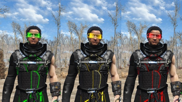 Synthful Traitor Cyberpunk Outfit2