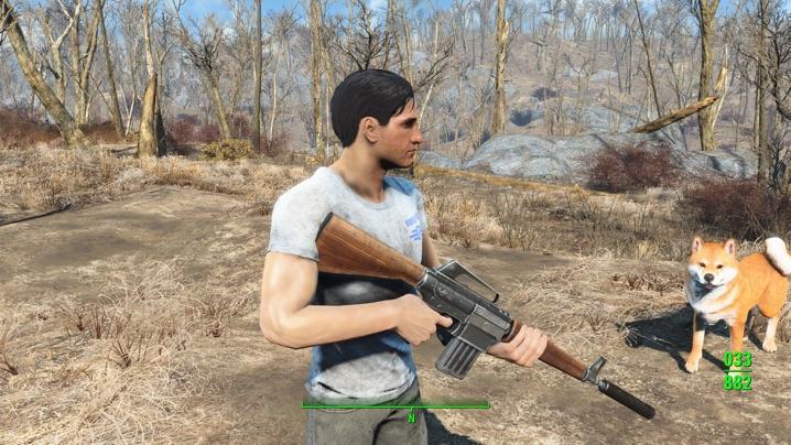 Select Assault Rifle1