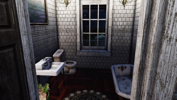 コンテンポラリー トイレ