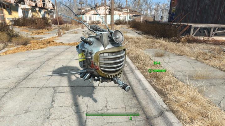 Fallout NV - ED-E Companion1