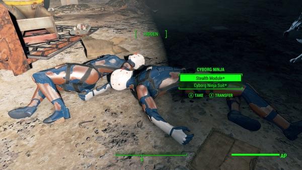 Cyborg Ninja Suit3