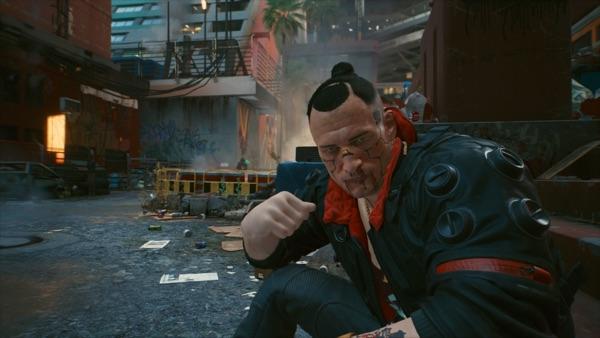 Cyberpunk 2077 ジャッキー