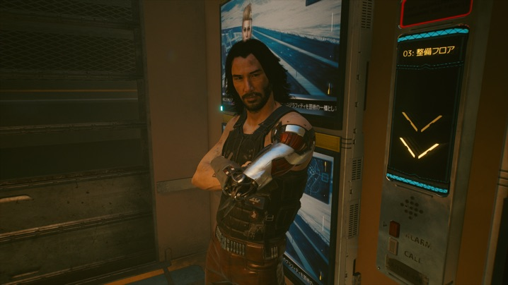 Cyberpunk 2077 ジョニー