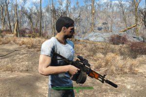 Fallout 4 IMI Galil