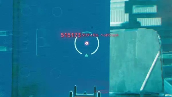 Cyberpunk 2077 50万以上のダメージ