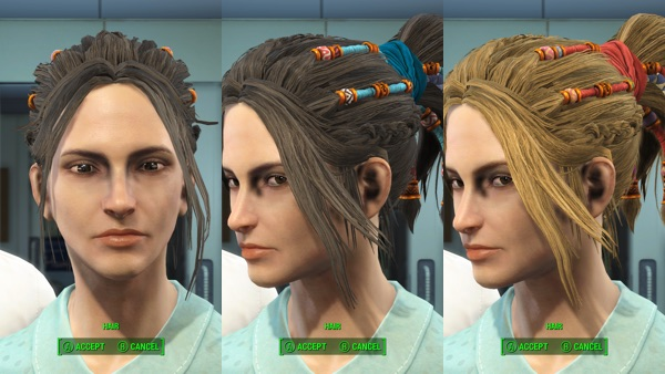The Pack Hairstyle2