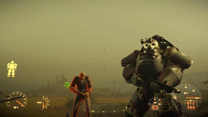 Fallout 4 T-65