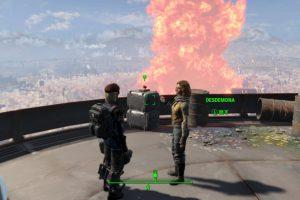Fallout 4 レールロードエンディング