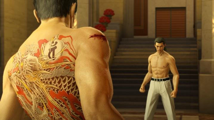 Yakuza極 1