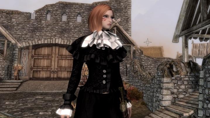 DDWardrobe - Gothic Prince1