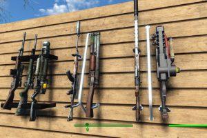 Weapon Wall Racks1