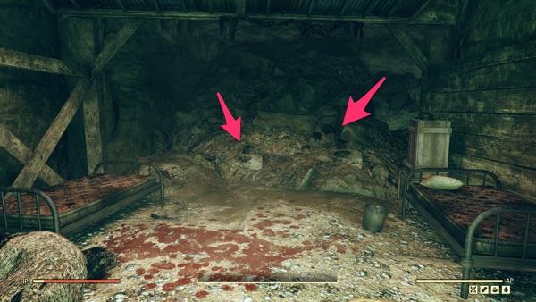 Fallout 76 ブラックウォーター鉱山の核物質
