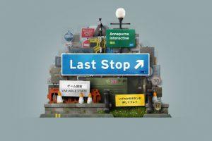 Last Stop タイトル画面