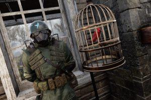 Fallout 76 CD Projekt REDバード