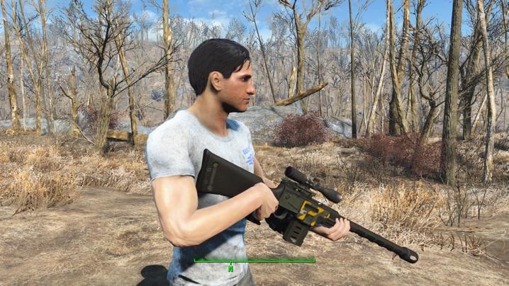 DKS-501 Sniper Rifle1