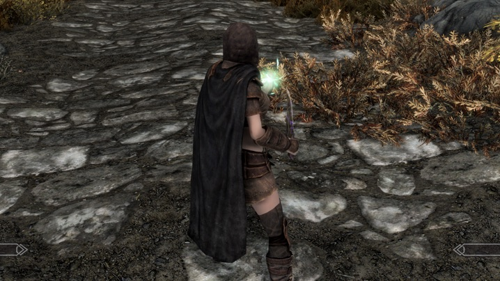 New Animation For Magic Casting SSE1