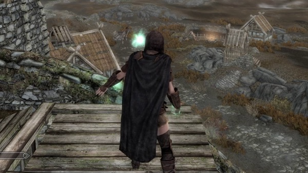 New Animation For Magic Casting SSE3