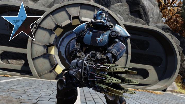 Fallout 76 T-51b