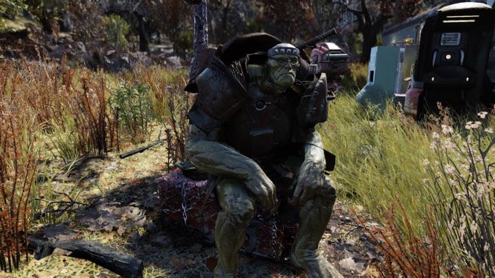Fallout 76 マウル